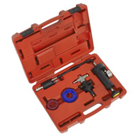 Cooling System Pressure Test Kit 4pc | SEALEY VS0012 by Sealey | New