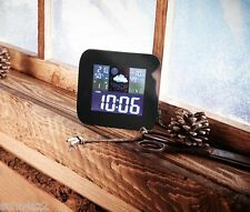 TCM Wetterstationen mit Außentemperatur-Anzeige