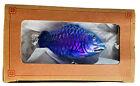 Inge-Glas OWC Christmas Carp Mercury Blown Glass Fish Ornament IOB