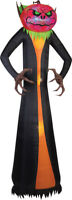 HALLOWEEN PHANTASM PUMPKIN REAPER HAUNTED HOUSE  INFLATABLE AIRBLOWN 12 FT