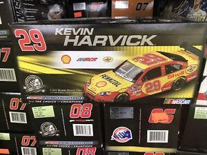 2008 Kevin Harvick NIB #29 Shell / Pennzoil 1:24 w/ DIN & Racing ITEMS - NEW