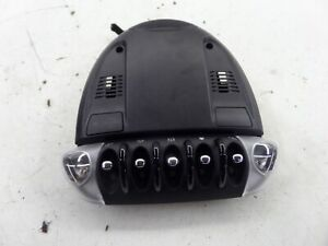 Mini Cooper Countryman S Dome Light Sunroof Switch R60 10-16 OEM 9 284 332