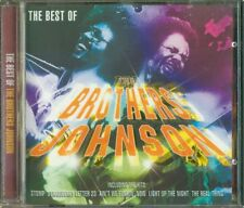 The Brothers Johnson - The Best Of Cd Perfetto