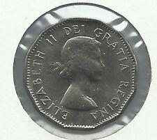 Uncirculated 2000-5-cents SPECIMEN RCM