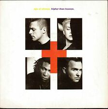 """Age Of Chance - Higher Than Heaven (7""""Record 1990)"""