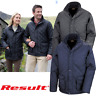 RESULT QUILTED JACKET LIGHTWEIGHT SMART COAT LINED WARM MEN'S LADIES XS-3XL NEW