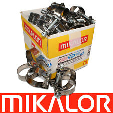 T Bolt Clamps Mikalor Stainless Steel Heavy Duty Supra Exhaust Clips Wholesale