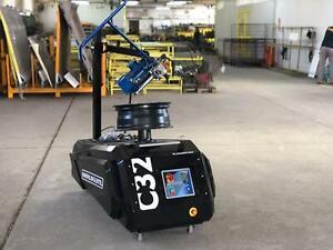 Felgenpoliermaschine C32 BLACK-EDITION,Neues Model,Bordsteinschäden beseitigen