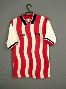 USA Jersey 1994/95 Home SMALL Shirt Mens Soccer Football Trikot Adidas ig93