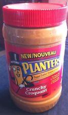 Planters Peanut Butter Super Crunchy     1  KG  (2,20462262 lb.)