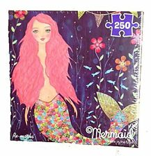 Luna Mermaid Puzzle 250 Piece by Sascalia