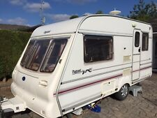 Bailey Pageant Majestic 2 berth Touring Caravan