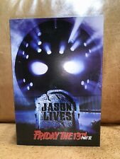 Neca Ultimate Jason Lives Friday The 13th Part 6 VI Figure 7? Scale