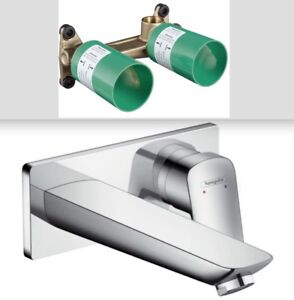 HANSGROHE LOGIS 150 Single lever basin mixer concealed installation spout 195mm