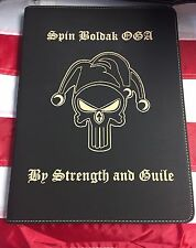 CIA NCS DO SAD SOG - Spin Boldak OGA Jester By Strength And Guile
