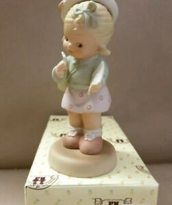 """Mabel Lucie Attwell, memories of yesterday 1994 """"Wherever you go"""" """".New-Boxed"""
