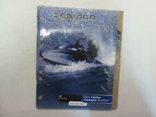 2001 Sea Doo XP 5530 5531 Parts Catalog # 219 301 030 Jet Ski FACTORY OEM ***