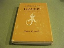 Handbook of Lizards : Lizards of the United States and of Canada