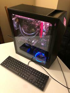 OMEN by HP Obelisk Desktop Intel i7-8700, 16 GB RAM, NVIDIA GeForce GTX 1060