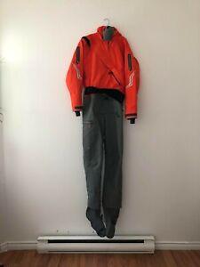 Kokatat Gore-Tex ODYSSEY Dry Suit - Men's SIZE LARGE