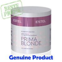Estel Professional Prima Blonde - Comfort mask for blond hair 300 ml-Genuine