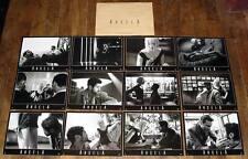 ANGEL-A Luc Besson Jamel Debbouze Paris Rie Rasmussen SET DE 12 PHOTOS