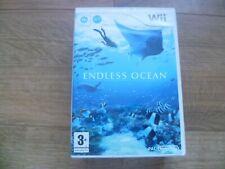 Endless Ocean (Wii, 2007), PAL COMPLETA Wii U compatible con puntos Sin Usar Club