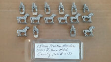 15mm Frontier Miniatures WWI mounted Russian Cavalry