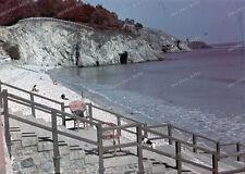 Color dia-agfacolor-Karat - 2.wk - France-Bretagne-Finisterre-Quimper - costa atlántica - 40