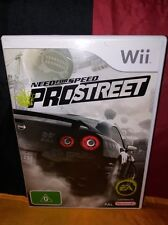 Need For Speed: Prostreet - Wii - Includes Manual