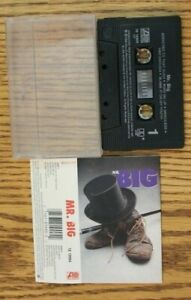 Mr. Big Cassette Free Shipping In Canada