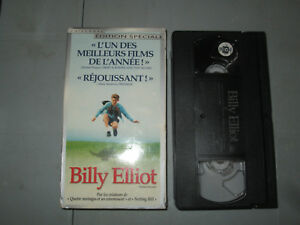 Billy Elliot (VHS)(French) Julie Walters, Gary Lewis Testé