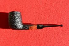 NIB New Stanwell Vario 54 Sansblast Briar Pipe with Pipe Sock