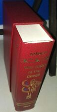 The Lord of the Rings by J. R. R. Tolkien HMCO Collector Edition Hardcover