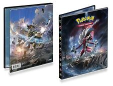 Pokemon Lycanroc / Kommo-o Album - 4 Pocket Portfolio Binder - Sun and Moon
