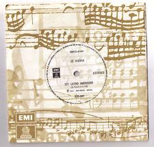 "Ze Rodrix Soy Latino Americano 7"" Brazilian 1976 EMI Odeon Brasil SBRCO-41.841"