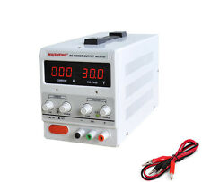 New Variable Linear Adjustable Lab DC Bench Power Supply 0-30V 0-5A 150W MS-305D