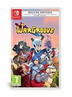 NEW & SEALED! Wargroove Deluxe Edition Nintendo Switch Game