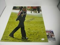 Mike Ditka SIGNED AUTOGRAPHED 16x20 Finger Chicago Bears Photo W Proof JSA Cert