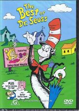 THE BEST OF Dr. SEUSS DVD Featuring Daisy-Head Mayzie NEW & SEALED Free Post