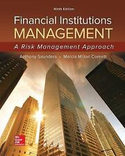 Financial Institutions Management : A Risk Management Approach by Saunders...