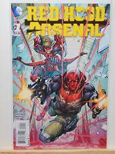 Red Hood Arsenal #1 D.C. Universe Comics  CB5077