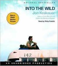 Into the Wild by Jon Krakauer (CD-Audio)