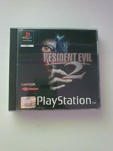 Resident Evil 2 für PlayStation 1 USK 18