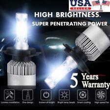 H4 9003 HB2 1500W 225000LM LED Conversion Headlight KIT Hi/Low Beam 6500K White