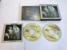 2  CD Genesis - Seconds Out (Live Recording) GECD 2001 NIMBUS NO BARCODE MINT/NM