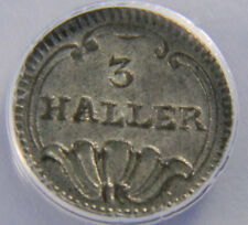 Zurich Swiss cantons ND (1827-41)  3 Haller KM# 180 Anacs MS 62
