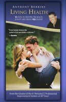Living Health - Anthony Robbins 10CDs includes workbook CD