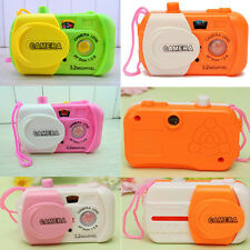 2X Kids Children Baby Study Camera Take Photo Animal Learning Educational Toys