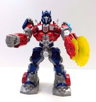 Transformers Optimus Prime Dark of the Moon Robo Power Revving Robots Figure